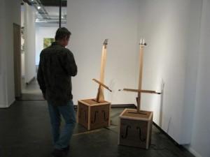 Artist Timothy C. Flood's Art Sculpts Denver, Colorado's Consciousness