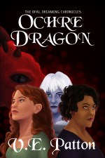 Dragon and three women