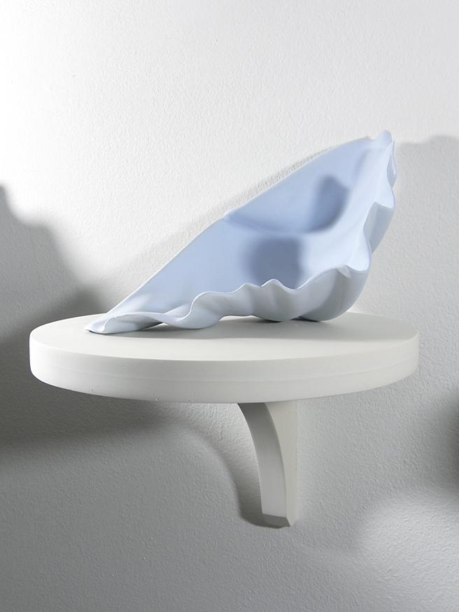 'Blue Trio' detail, Veronica Wilton