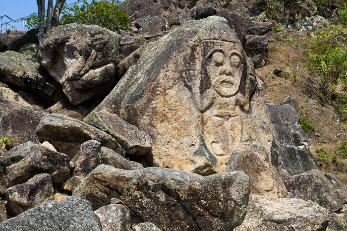 pamiatky v kolumbii, archeologicke pamiatky v kolumbii