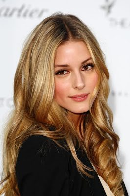 """Olivia Palermo from """"The City"""" Hair & Makeup Inspiration"""
