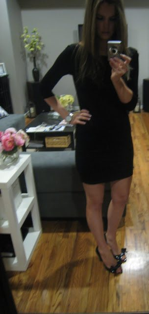 OOTN: The Little Black Dress & I Hate Humidity