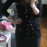 OOTD & GAP's New Line of Dress Pants: Black Magic?