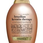 Awesome Product Alert: Organix Ever Straight Brazilian Keratin Therapy  Conditioner