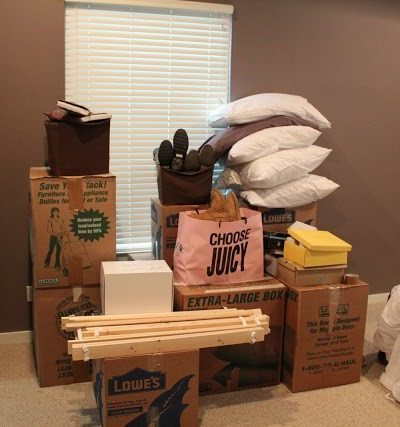 Moving Tips & Tricks & Staging Your Home