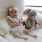 Harper: Three Months Old