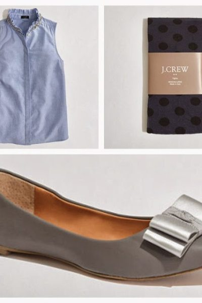 J.Crew Factory- 50% Off Everything + My Picks