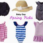 Baby Gap Spring Collection Picks!