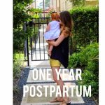 One Year Postpartum