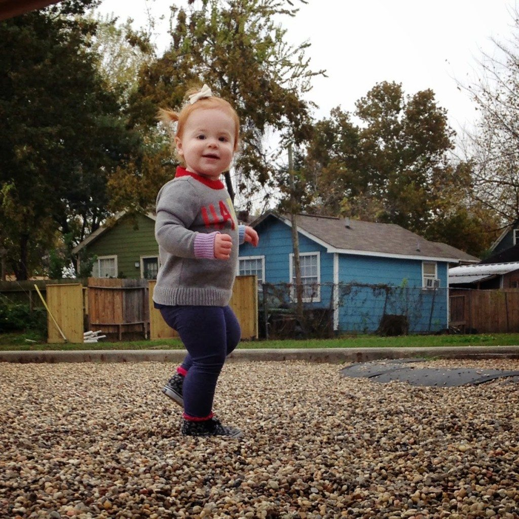 """7b5eddf9127d Harper is obsessed with the song """"happy"""" by Pharrell (they play it at  daycare and all of the kids dance together!) and it's truly the best way I  can ..."""