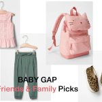 Gap Friends & Family Sale Picks for Girls & Boys!