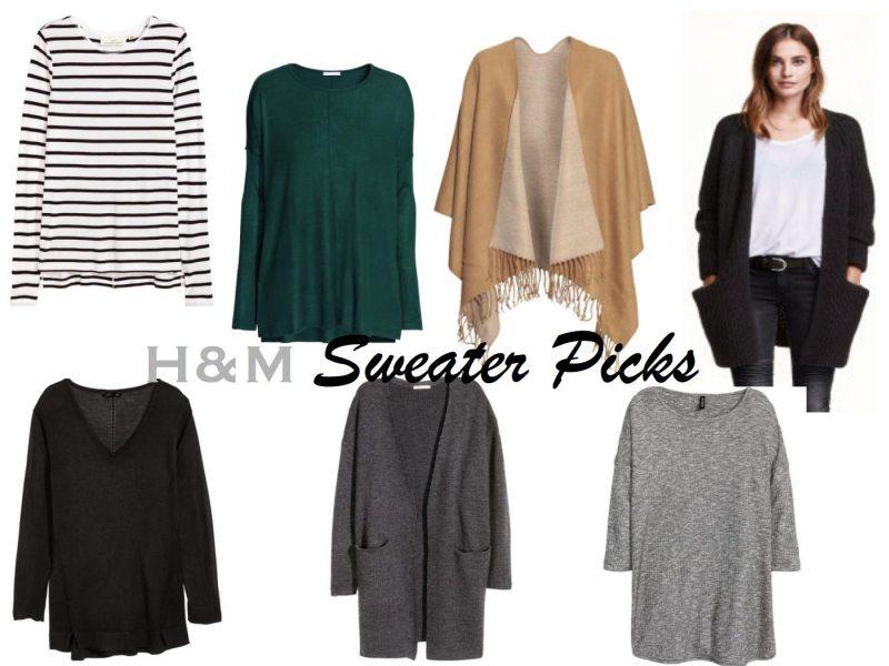 H&M Sweater Picks
