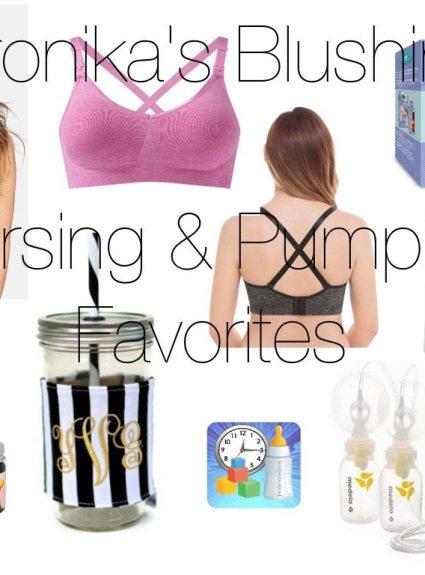 Nursing & Pumping Favorites
