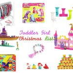 Toddler Girl Christmas Wish List Ideas