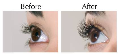 My experience with lash extensions a cautionary tale veronikas lashes solutioingenieria Images