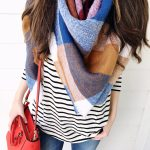 The Best Fall Blanket Scarf