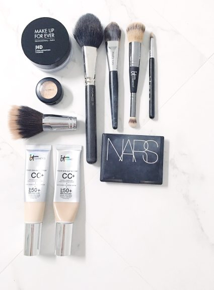 My Updated Foundation & Full Makeup Routine
