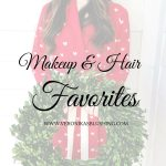 Beauty Favorites & Wish List Ideas: Makeup, Hair & More!