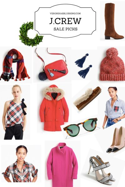 J.Crew 40% Off of Your Entire Puchase Sale!