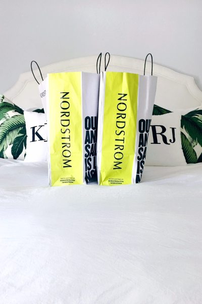 Nordstrom Anniversary Sale 2017: What I Ordered Online
