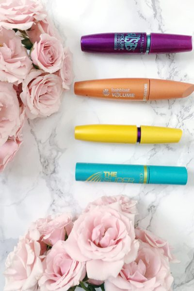 The BEST Drugstore Mascaras
