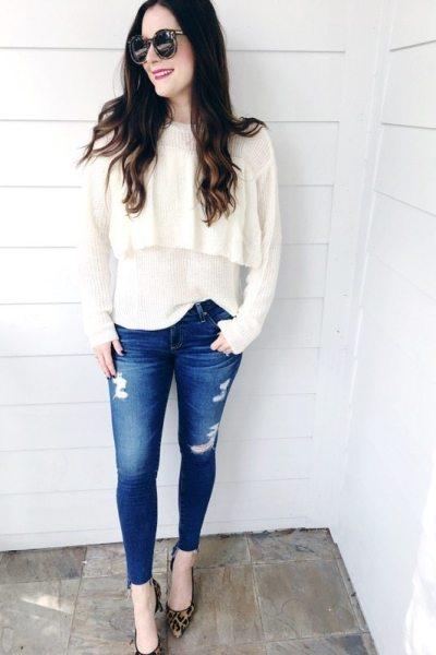 Flouncy $15 Sweater