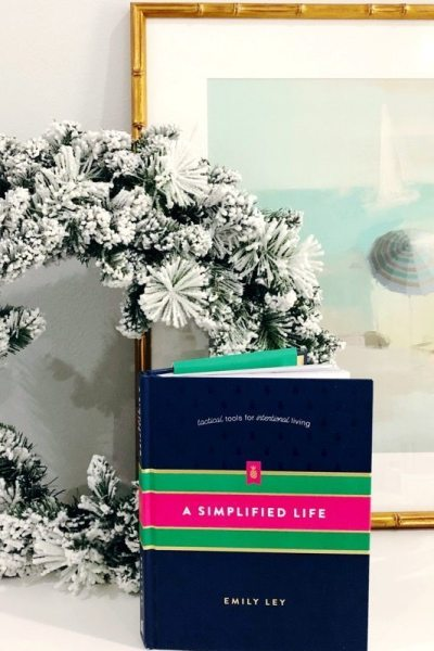 "Emily Ley's ""A Simplified Life"" Book Review"
