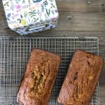 Healthy Banana Bread + A Giveaway