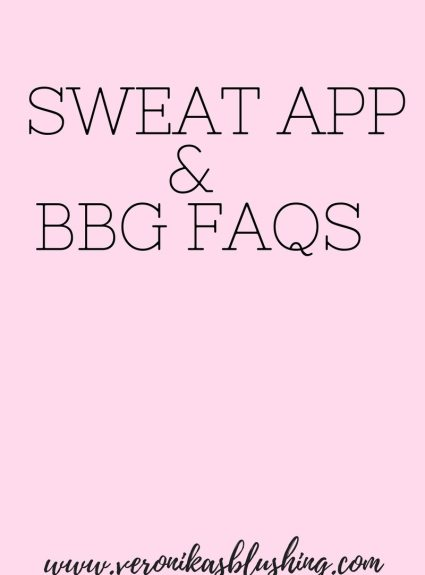 Kayla Itsines BBG & SWEAT App FAQs
