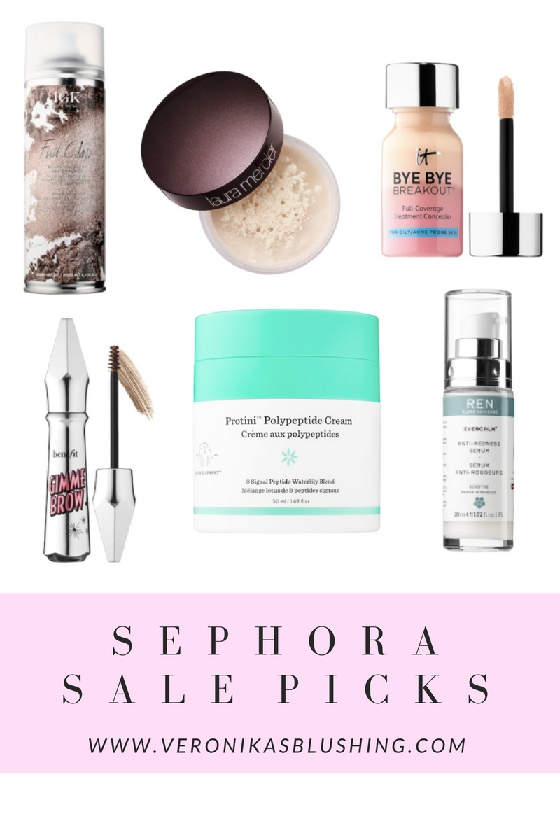 Sephora Sale: What's in My Cart + My Splurge & Skincare Recommendations