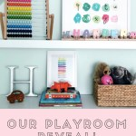 Our Playroom Reveal!