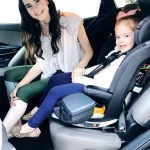 Transitioning To The Chicco MyFit LE Harness + Booster Seat