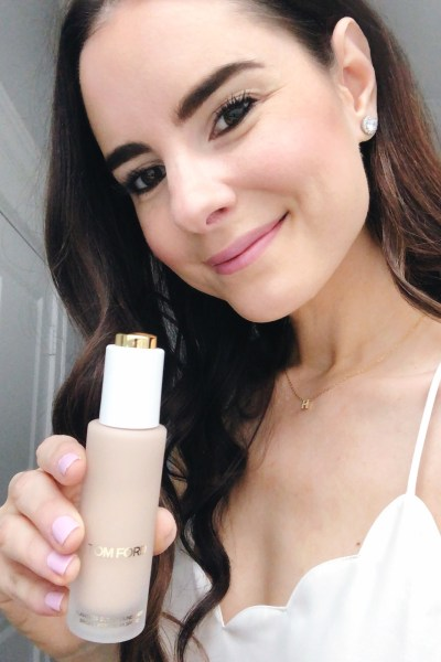 Tom Ford Soleil Flawless Glow Foundation Review