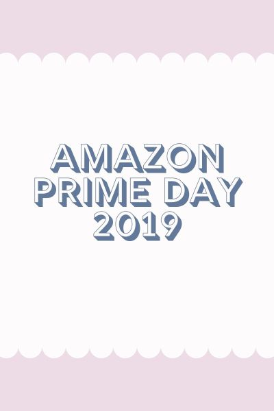 Amazon Prime Day 2019 + Target Deal Day 2019