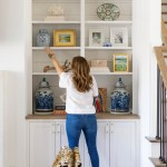 Design at Home: How to Style Built-Ins with Aryn Guillory of Oyster Creek Studios