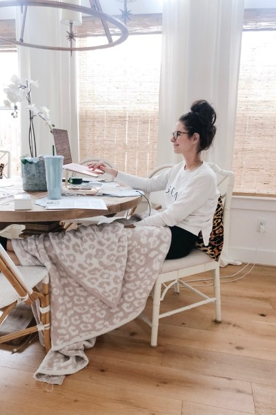 How I Optimized Our At-Home Workspaces