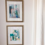 Inexpensive Art Hack for Your Home