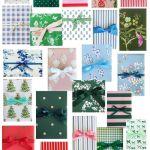 Grandmillennial Wrapping Paper Edit