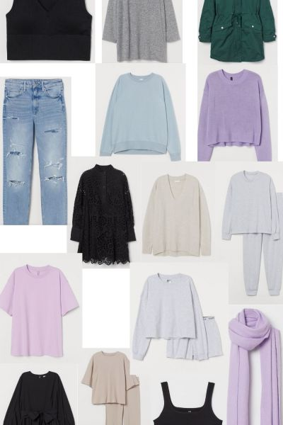 Fall Style Finds at H&M