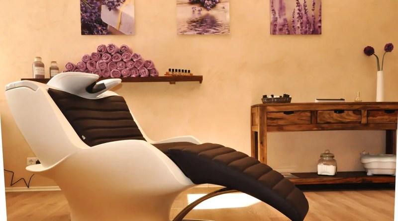 bac à shampoing siège massant