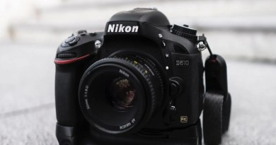 appareil photo nickon d610