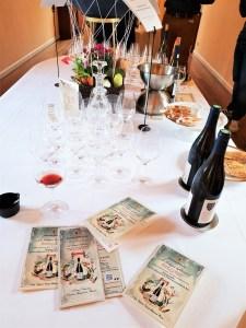 ©Véronique Milioni, graphisme, création-édition étiquette, menus, signalétique de vin Bouchard Ainé & Fils 2017