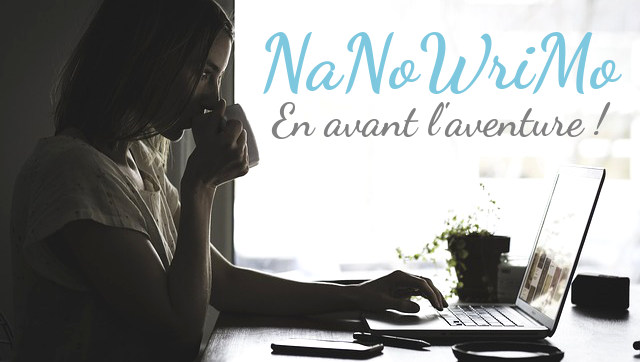 NaNoWriMo : je commence demain