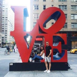 New York 2017, Veronique Sophie, Big Apple, Amerika, USA, Top of the Rock, Shake Shack, Brooklyn Bridge, Central Park, High Line