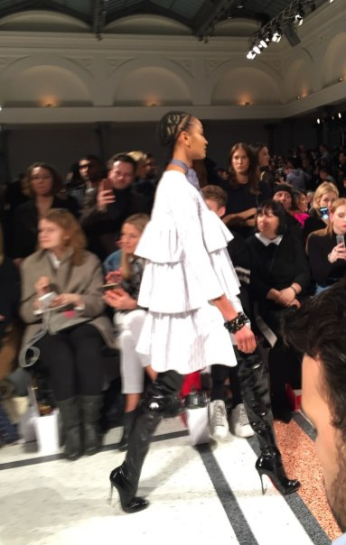 Fashion Week Berlin, Januar 2017, Modewoche, Shows