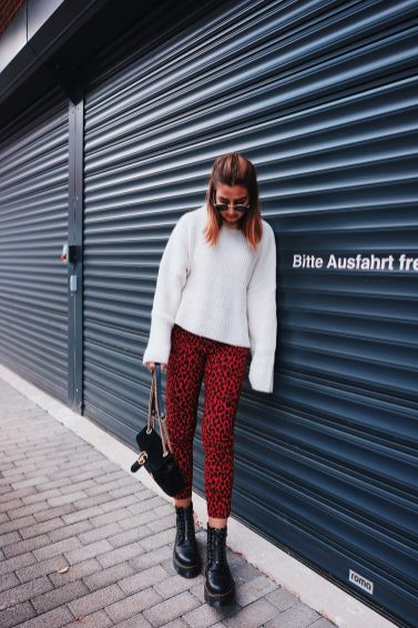 Pullover, Gucci Marmont Tasche, Ray Ban Sonnenbrille