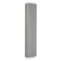 Thermal 204x60mm x 2m Rectangular with 1 Male Duct to Duct Connector