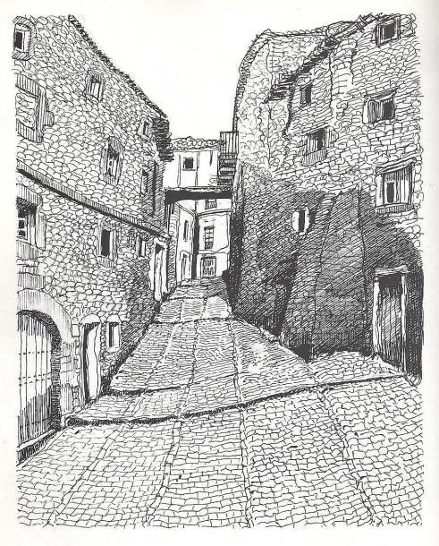 Calle Blanca de Navarra.