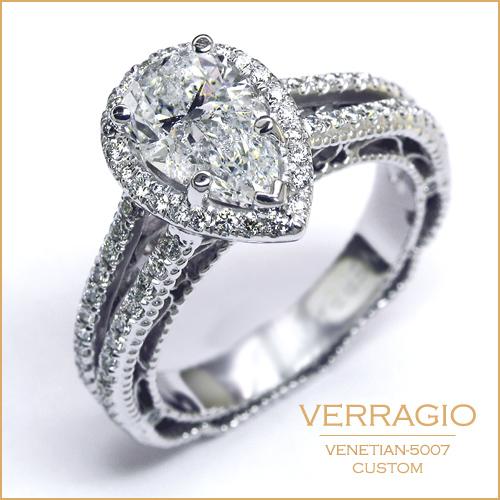 Custom Design Showcase Venetian 5007 For Pear Shaped
