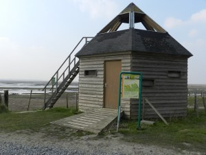 vogelkijkhut Verdronken Land van Saeftinghe